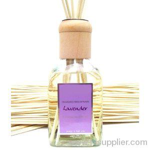 Camphor Linalol Limonene Linalyl acetate lavandulyl acetate