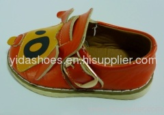 genuine leather baby children shoes