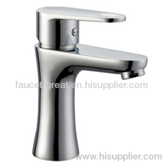 Good chrome basin faucet