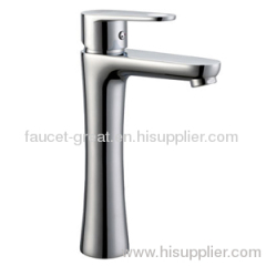 Fashion High Basin Faucet