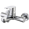Elegance bath mixer