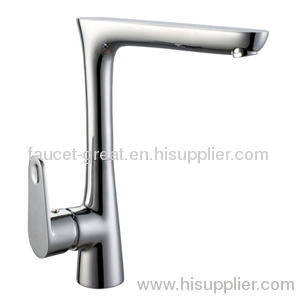 Kitchen Mixer And Faucet