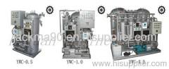 YWC 2.0 marine 15ppm Bilge Separator
