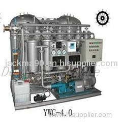 YWC 4.0marine 15ppm Bilge Separator