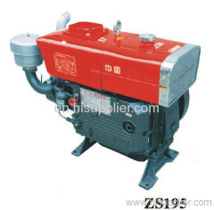 ZS195 Direct injection DIESEL ENGINE