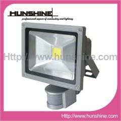 20W Sensor Outdoor LED Flood light