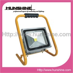 30W Portable Outdoor LED Floodlight