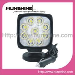 9X 3W Outdoor Car LED Floodlight