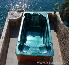 Portable Swim Spa Outdoor