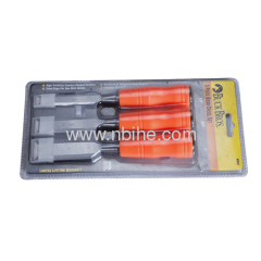 3Pcs Carbon Steel wood chisel American type