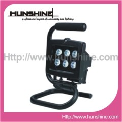 Square 6LED Outdoor Lighting