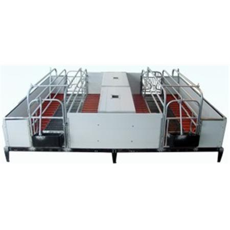 High quality galvanized Sow farrowing crates
