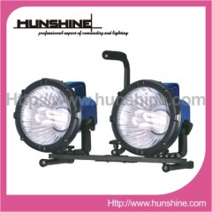 4U 45W Spiral Working Lights garden solar light