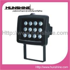 Aluminium die-cast 12LED luminaire lighting