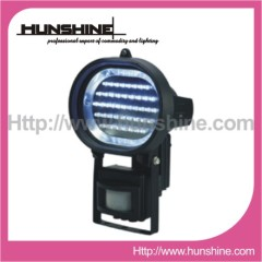 45LED outdoor light with motion sensor