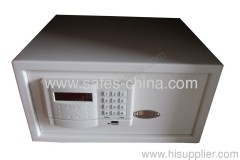 Credit card safe lock for Hotel electronic safe manufacture