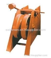 Bar type marine chain stopper