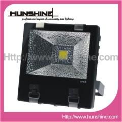 50W Plastic Outdoor Luminaire Lighting