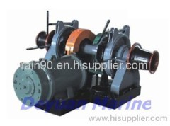 19KN Electric anchor windlass