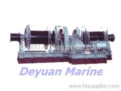 56KN Electric anchor windlass and mooring winch