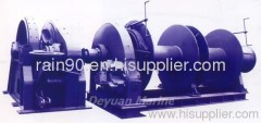 17.5KN Hydraulic anchor windlass