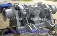 28KN Hydraulic anchor windlass