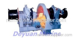 36KN Hydraulic anchor windlass