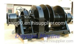 62KN Hydraulic anchor windlass