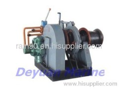 36KN Hydraulic anchor windlass and mooring winch