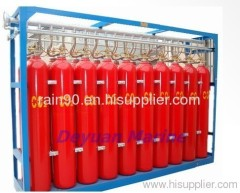 CO2 Fire-extinguishing SYS