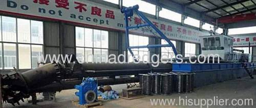 18 inch hydraulic cutter suction dredger vessels