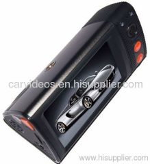 Cool Dual Lens Car Video Recorder with Night Vision,G-Sensor GPS and 3.0 Inch LCD Wholesale