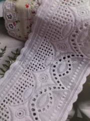 Embroidery lace 9.5cm