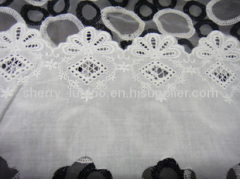 Embroidery lace 12cm