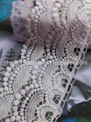 Chemical cotton lace 11cm