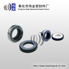 single mechanical face seal of water pump and household pumps