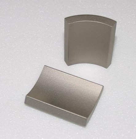 Motor Arc NdFeB Magnets