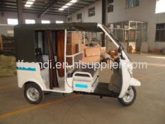 electric passenger pedicab