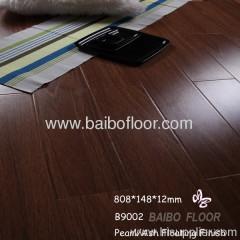 Pearl Finish Laminate Flooring Waterproof