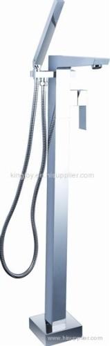 floor mounted bath shower mixer