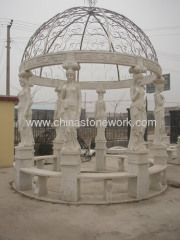 handicraft garden Marble Gazebo