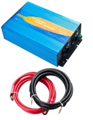 2000 W CONTINUOUS POWER INVERTER