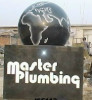 rolling sphere Marble Water Fountain