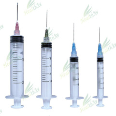 CE approval Disposable Syringes