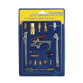 18pcs Air Compressor Accessory Kits