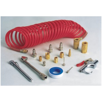 18pcs Air Tools Accessory Kits