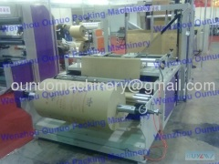 China non woven bag making machine