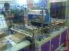 Box bag making machine