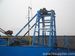 Mining Equipment Gold Selection Dredger