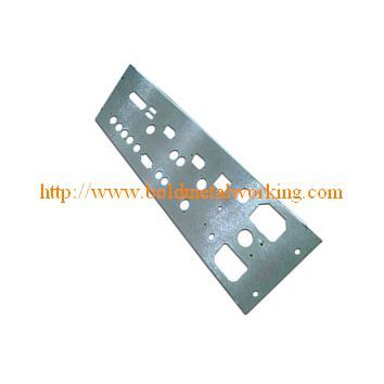 Sheet Metal Filter Frame